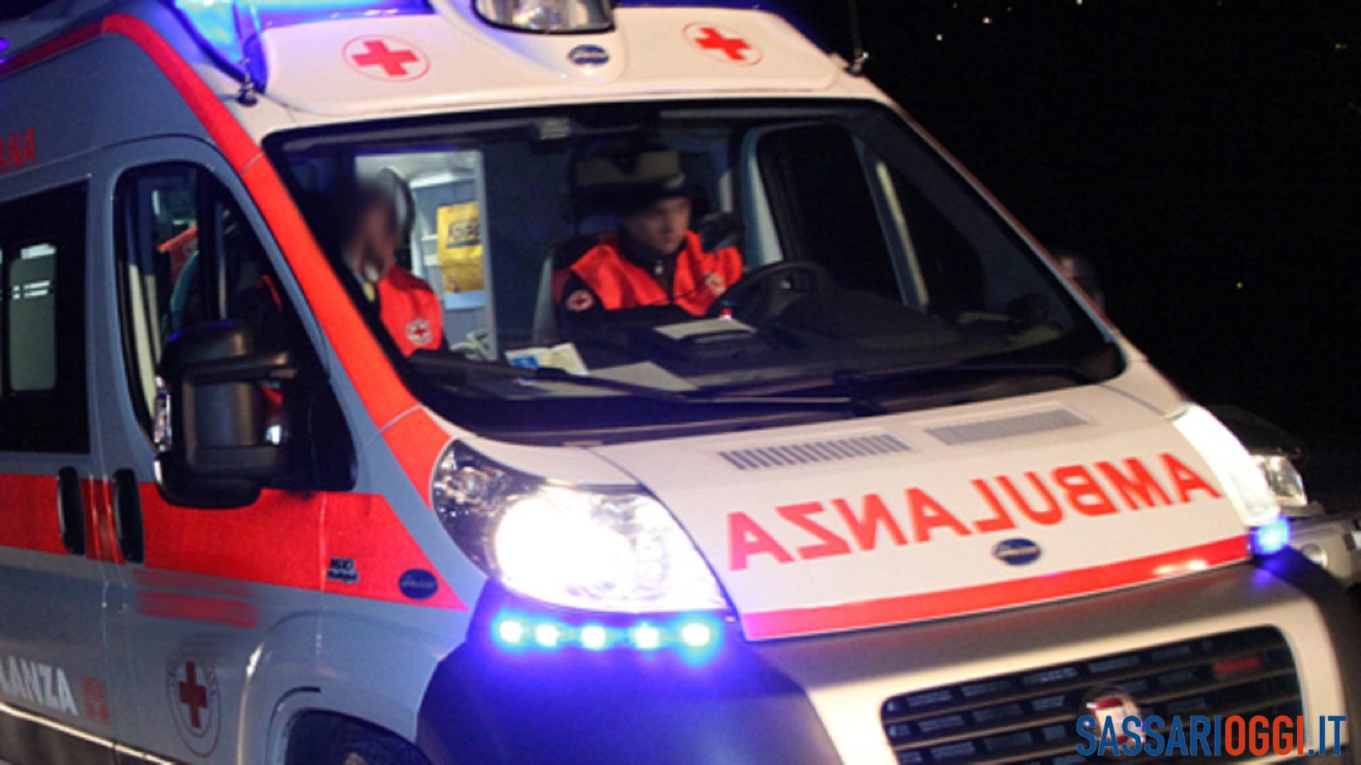 Sardara, incidente in direzione Oristano, ferito un 19enne di Alghero - Sassari Oggi