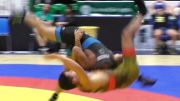 Simone Piroddu wrestling war sassaricostume blu