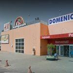 Il centro commerciale chiude per protesta, serrande dei negozi abbassate a Sassari