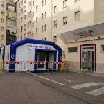Coronavirus, pronto soccorso di Sassari bloccato: arrivati 10 positivi