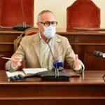 L'aggiornamento del sindaco sui numero dei positivi a Sassari