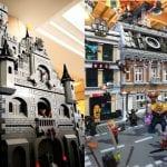 Porto Torres invasa dai mattoncini Lego, la mostra per bambini e adulti