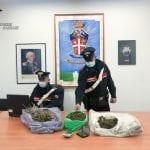 Blitz dei carabinieri a Ittiri e Thiesi: 4 arresti per spaccio e ricettazione