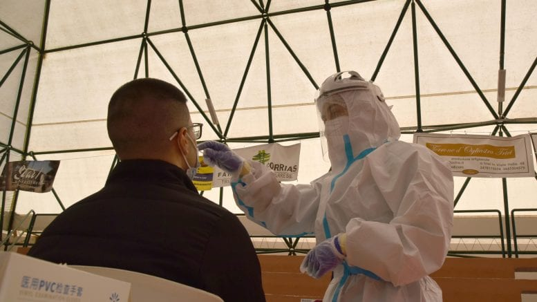 Coronavirus. 12 casi in Provincia di Oristano