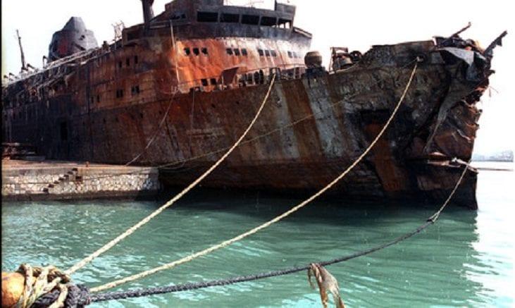 Moby Prince: cerimonia a Cagliari per ricordare tragedia - Sardegna
