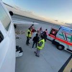Ragazzo di 14 anni in pericolo di vita trasportato da Sassari a Genova
