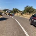 Tragico incidente a Oschiri, muore un motociclista di 52 anni
